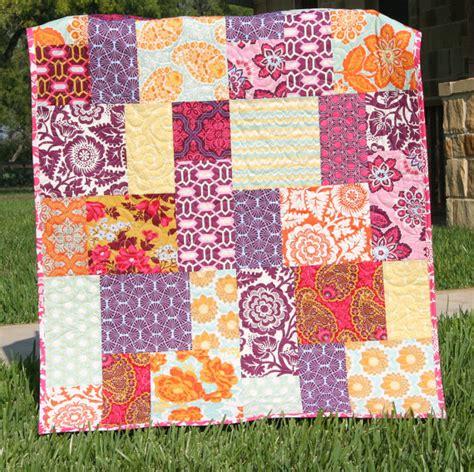Quarter Quilt Patterns Easy by Big Block Quilt Pattern Big And Quarter