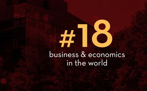 Carlson Mba Program Ranking by Carlson School Ranked 18th In The World In Business And