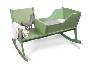 and comfortable rocking chair with baby cradle 226