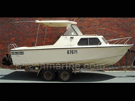 chivers boats for sale perth gumtree chivers thunderbird 18ft 6 01 07 2014 for sale 1012266