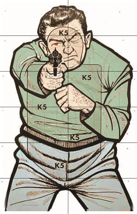 printable bad guy targets shooting target hledat googlem pinteres
