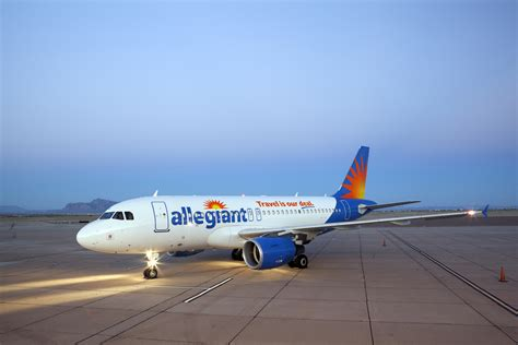 review heres  deal  allegiant air  rochester  york