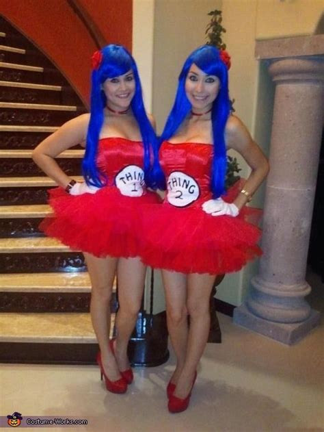 diy thing 1 and thing 2 costume thing 1 thing 2 costume diy costumes
