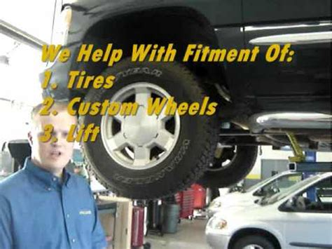Truck Tires Salt Lake City Truck Lift Kit Suspension Modifications Hillside Tire And