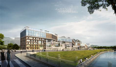 Chicagos Eco Shopping Mall Hippyshopper by Kuan Architects Unveil Design For The Antique Fish