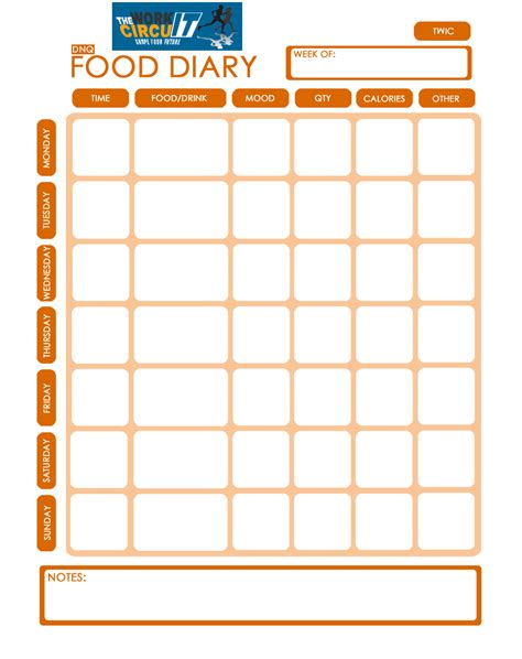 personal journal template do not quit the work it circuit