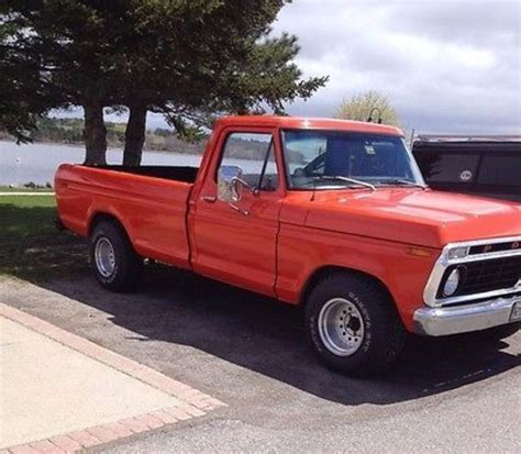 1973 Ford Truck by 1973 Ford F100 For Sale 15 Used Cars From 4 198