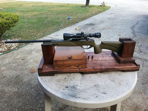 diy bench rest for target shooting 1000 images about tiro on pinterest deer hunting season