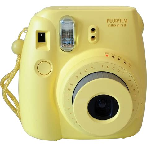 instant mini fujifilm instax mini 8 instant yellow