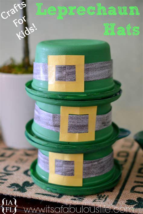 leprechaun crafts for 50 st s day crafts recipes ideas diy