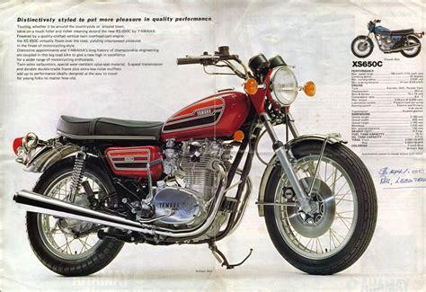 Classic Vintage Yamaha Page