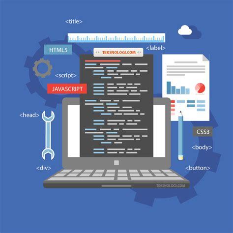 membuat website jejaring sosial sendiri belajar cara membuat website sendiri teksnologi