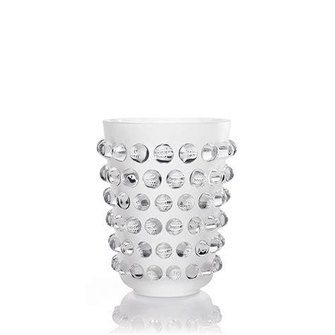 lalique vase fantasia vase clear vase lalique lalique