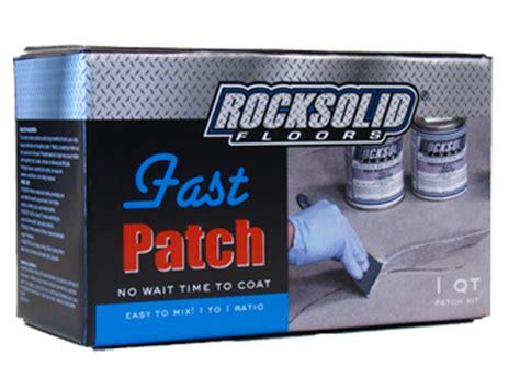 RockSolid Floors® Polyurea Garage Coat Now Available in Mocha