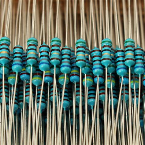 resistor kit south africa other electronics geekcreit 1350pcs 135 value 1 4w metal resistor assortment kit was