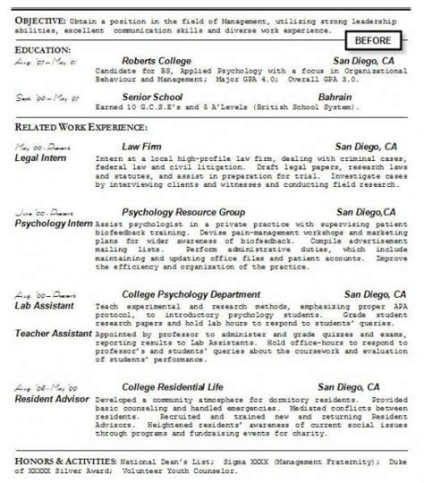 objective section of resume type objective section resume