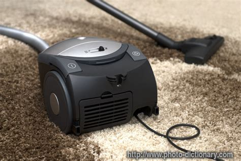 meaning of vaccum vacuum cleaner photo picture definition at photo