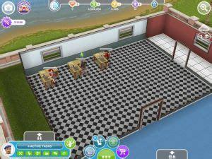 urban furniture event  sims freeplay