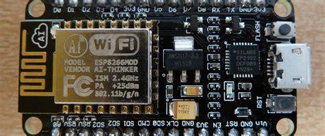 Berkualitas Nodemcu Lua Amica Cp2102 Esp8266 Ai Wifi Development Board mise en route d une carte amica avec le firmware nodemcu