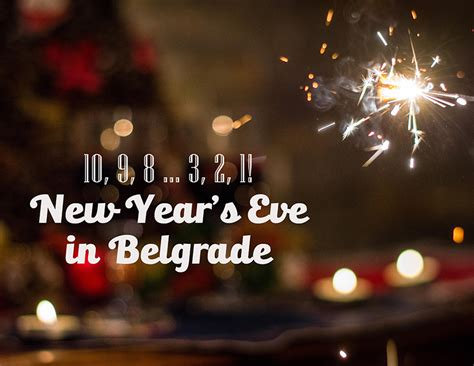 new year where to go 10 places in belgrade to go to for the new year s
