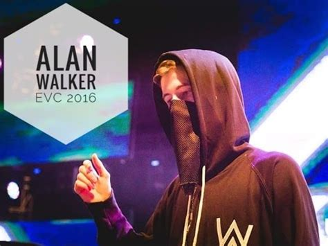 alan walker full alan walker full dj set evc 2016 youtube