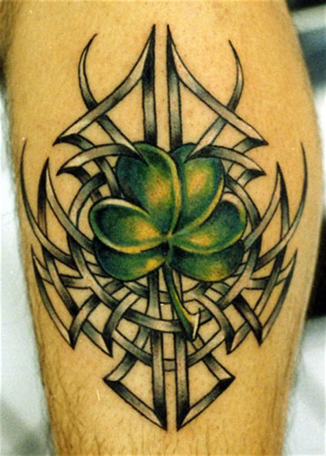10 Stunning Irish Tribal Tattoos Only Tribal Celtic Tribal Designs