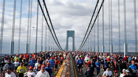 Nyc Marathon Sweepstakes - tcs new york city marathon weekend kicks off abc7ny com