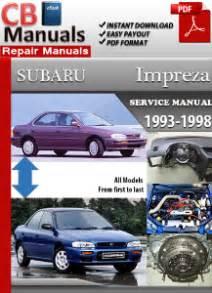 online auto repair manual 1998 subaru impreza free book repair manuals subaru impreza 1993 1998 service manual download technical repair manuals