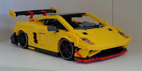 Lego Lamborghini Gallardo Lego Lamborghini Gallardo The Lego Car