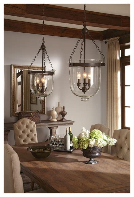 Rustic Dining Room Lighting | lighting rustic dining room atlanta by remodeler s