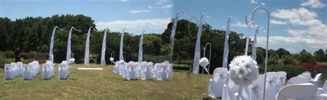 Wedding Arch Hire New Zealand by Wedding Hire For And Garden Weddings Auckland New