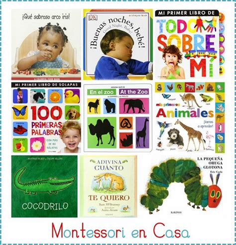 libro montessori para bebs el 50 ideas para regalar a un beb 233 montessori de 1 a 241 o 50 gift ideas for a montessori 1 year