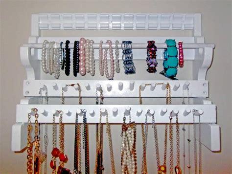 diy necklace hanger captivating accent in neckle holder diy desaign