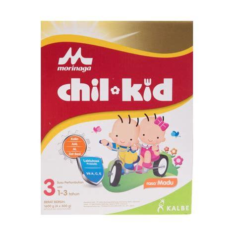 Bmt Chil Mil Chil Kid Reguler kalbe family fair blibli