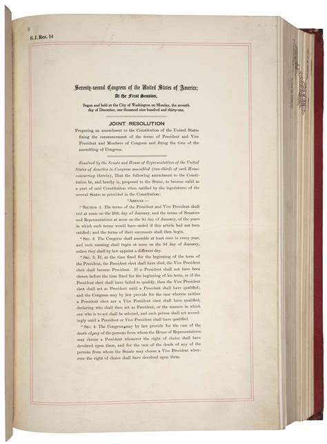 section 23 1 of the constitution high resolution downloads national archives