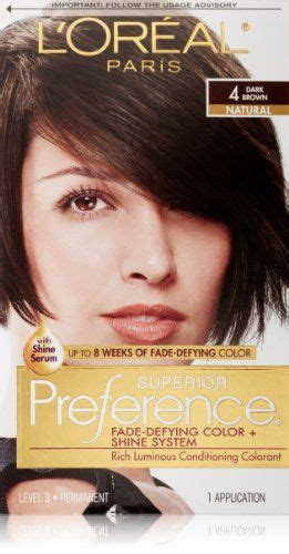 loreal preference hair color for hair only save 0 68 on l oreal superior preference hair color