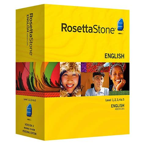 rosetta stone english rosetta stone english american level 1 5 free download