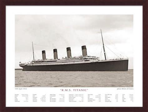 film titanic bateau vente affiche titanic bateau achetez le poster pas cher