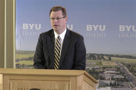 Isu Mba Byu Idaho by Leadership Changes At Byu Idaho A Message From The