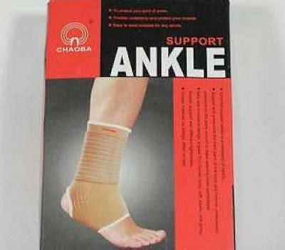 Sport Brace Ankle Support Pelindung Engsel Kaki jual beli ankle support pelindung pergelangan kaki