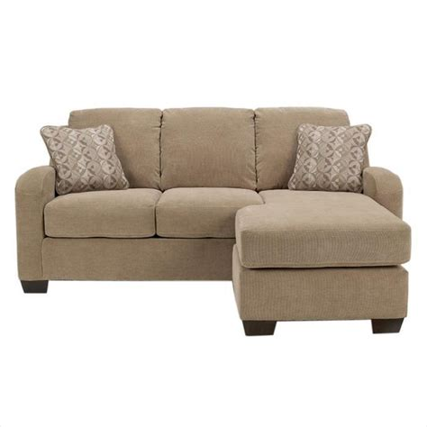 small chaise sofa small sofa with chaise home furniture design