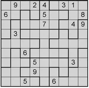 sudoku template printable free sudoku