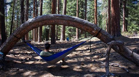 Hammock No Trees the ultimate beginner s guide to hammock cing serac