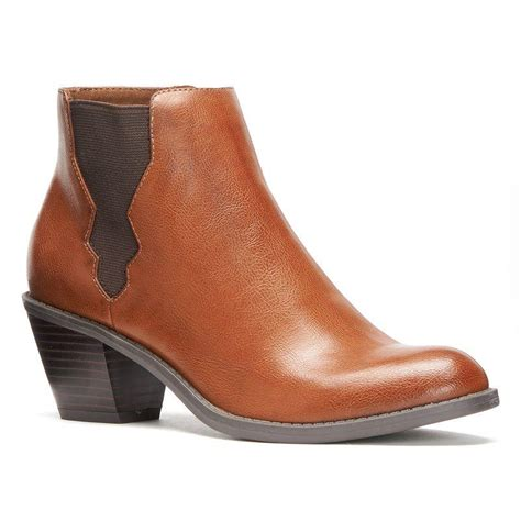 sonoma style boots sonoma style s ankle boots from kohl s
