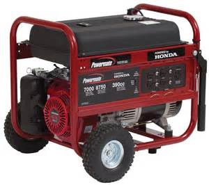 Honda Powered Generator Small Portable Generators Shopping Store
