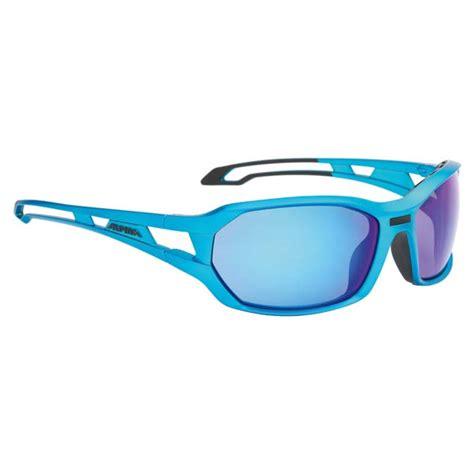 alpina eye  vl sunglasses black matt white ski goggles
