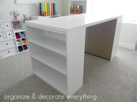Craft Desk Diy Diy Craft Table Jpg
