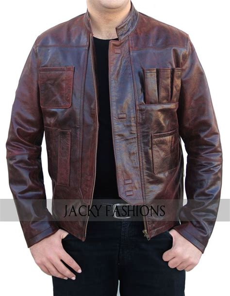 new harrison ford new harrison ford han wars awakens jacket