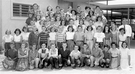 ave school of beachy avenue school pacoima california 1954 1953