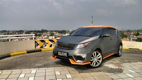 Kia Indonesia Rockford Pojono Kia Sportage The Korean Car